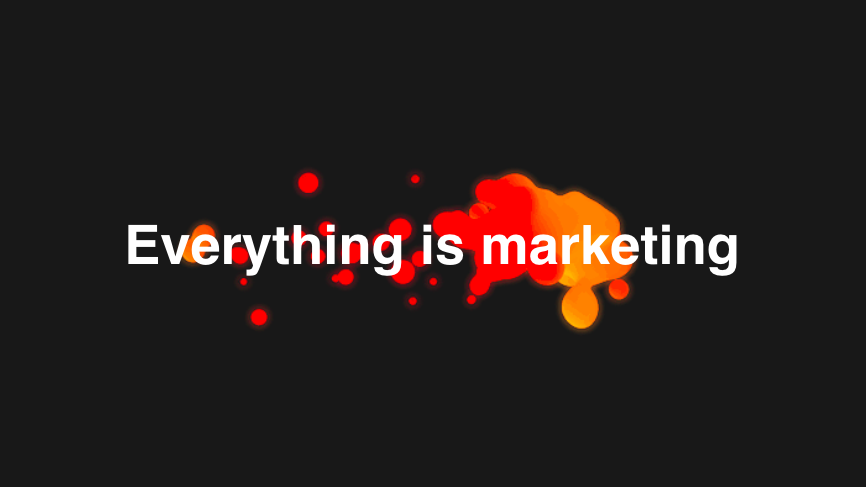 """Everything is marketing. """"The real goal of marketing is to own…   by Carlota Hernández Gil   Medium"""