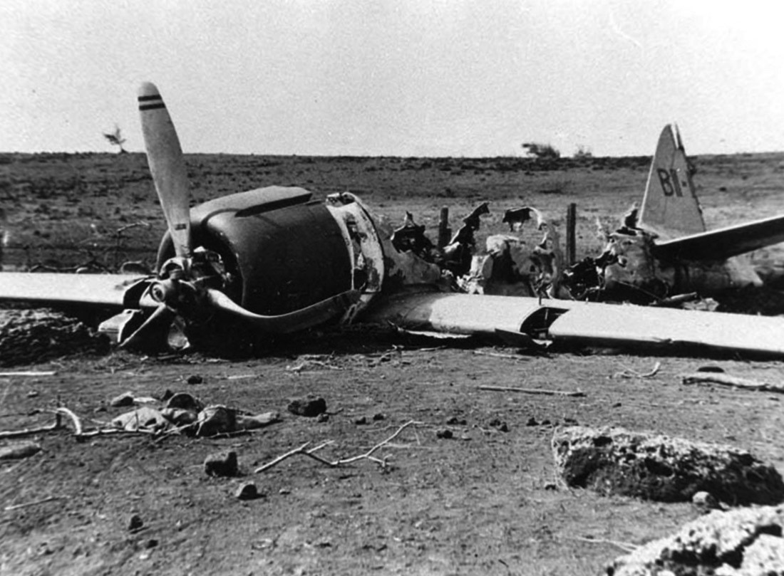 This Japanese WWII fighter pilot thought he crash landed on a deserted Hawaiian island. Wrong.