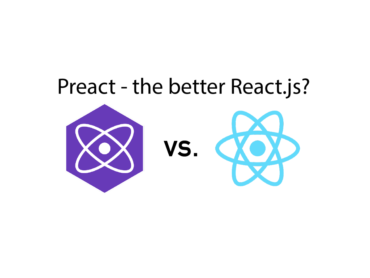 I Built the Same App With React and Preact. Here are the differences