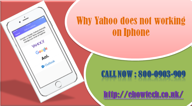Why yahoo does not work on my IPhone device? - Marrie Smith - Medium