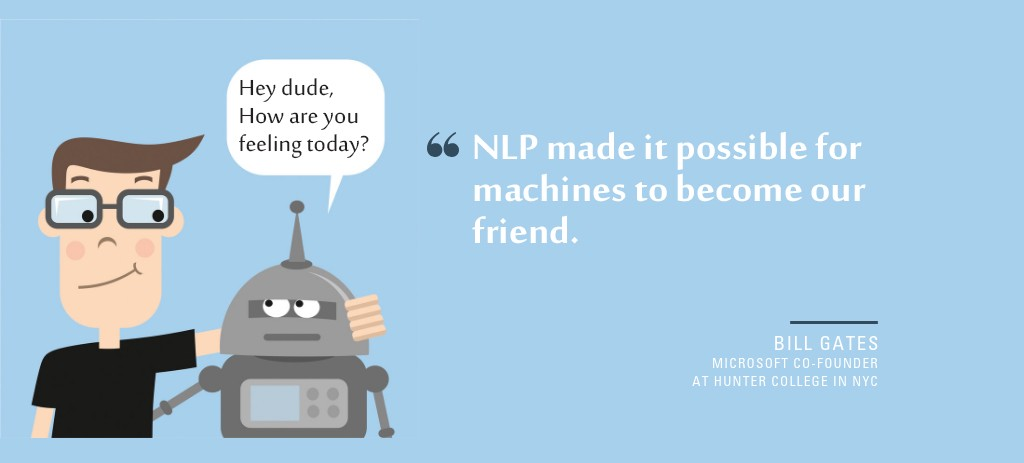Getting into the Soul of Machines through NLP