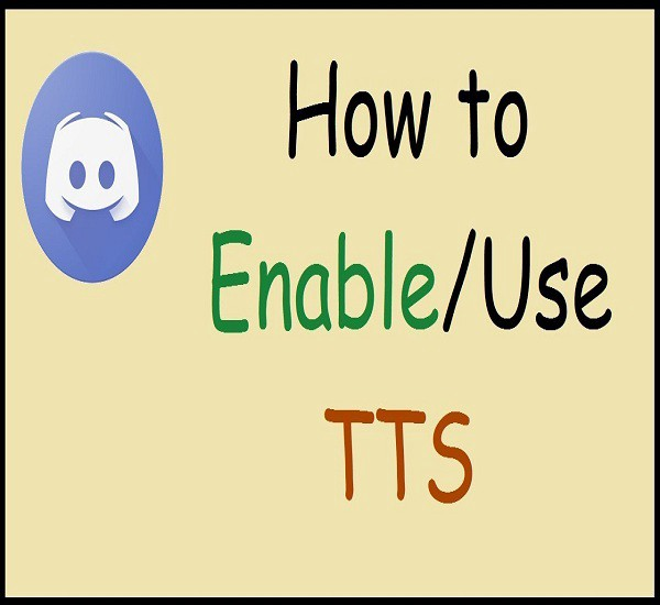 How to Enable or Disable TTS in Discord - john smith - Medium