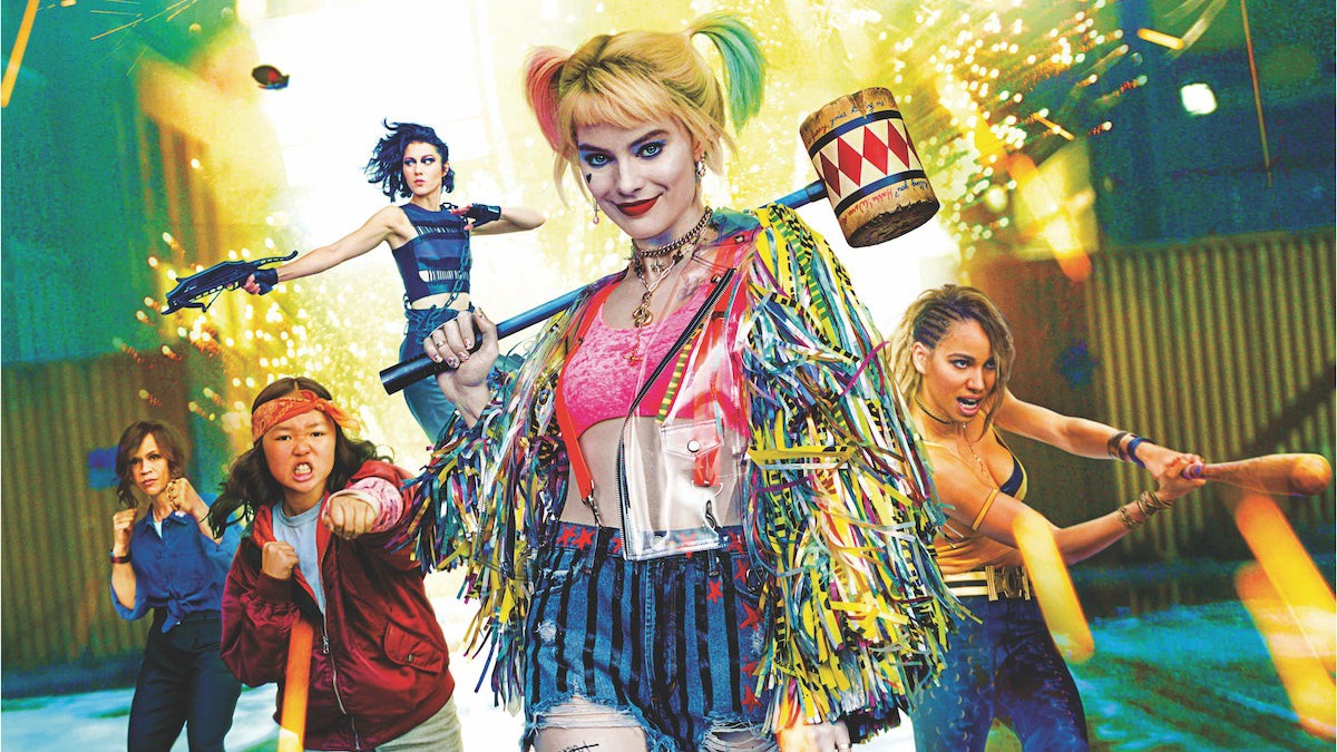 Birds of Prey (and the Fantabulous Emancipation of One Harley Quinn) (2020)  | by Dan Owen | Frame Rated | Medium