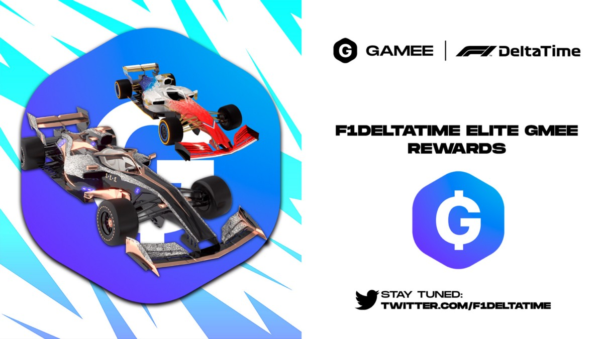 GMEE REWARDS FROM THE F1 DELTA TIME ELITE TIME TRIAL!