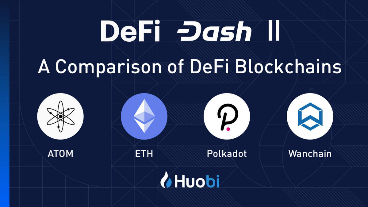 DeFi <bold>Differences</bold> <bold>Between</bold> Cosmos, <bold>Ethereum</bold>, Polkadot, and Wanchain?