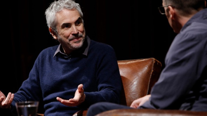 Interview (Video): Alfonso Cuarón - Go Into The Story