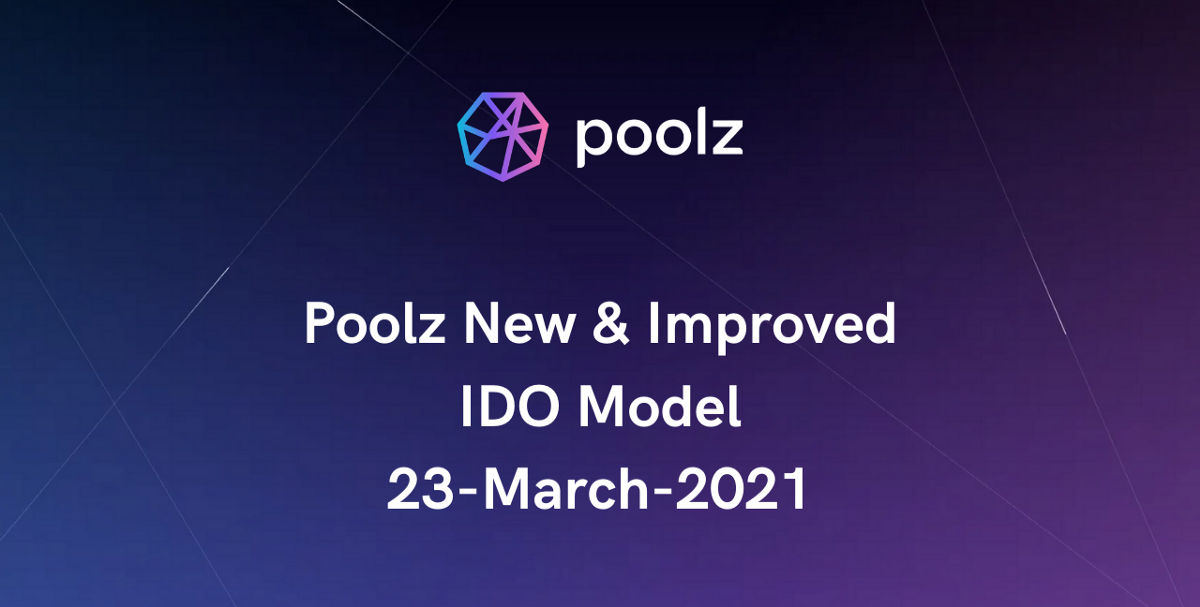 Poolz New and Improved IDO Tier Structure—23-March-2021
