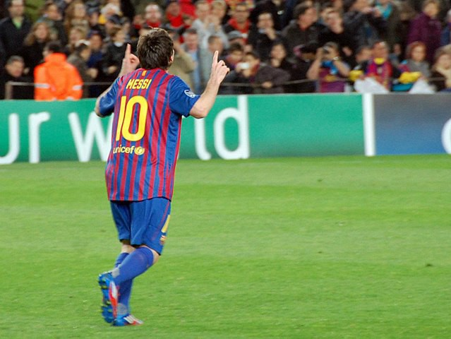 How many goals could Messi score in his club career?