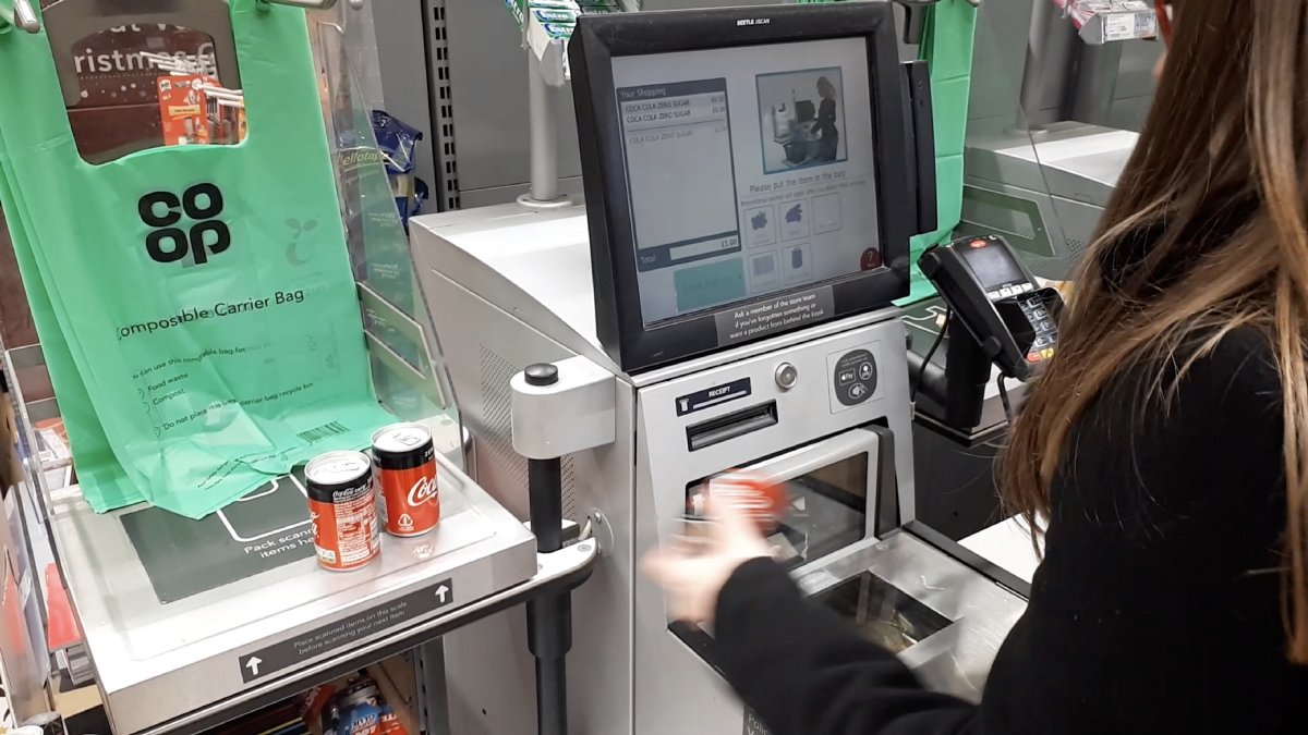 How come everybody loves to hate self-checkouts?