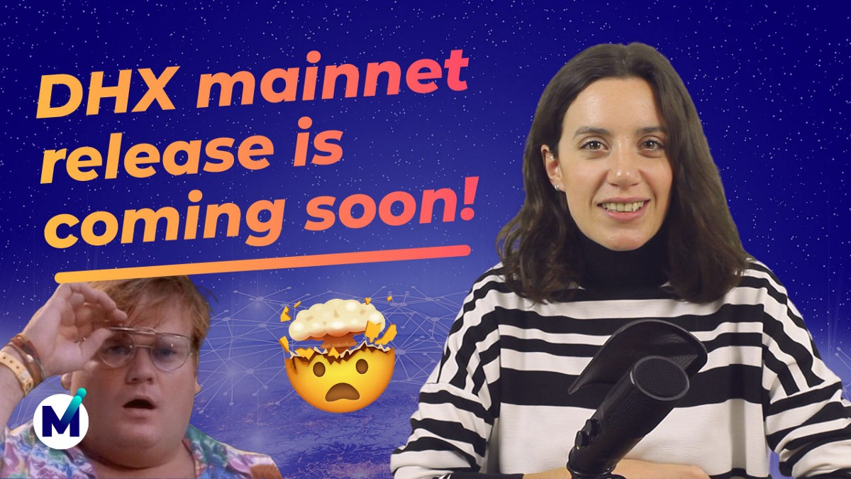 DHX release mainnet is coming soon