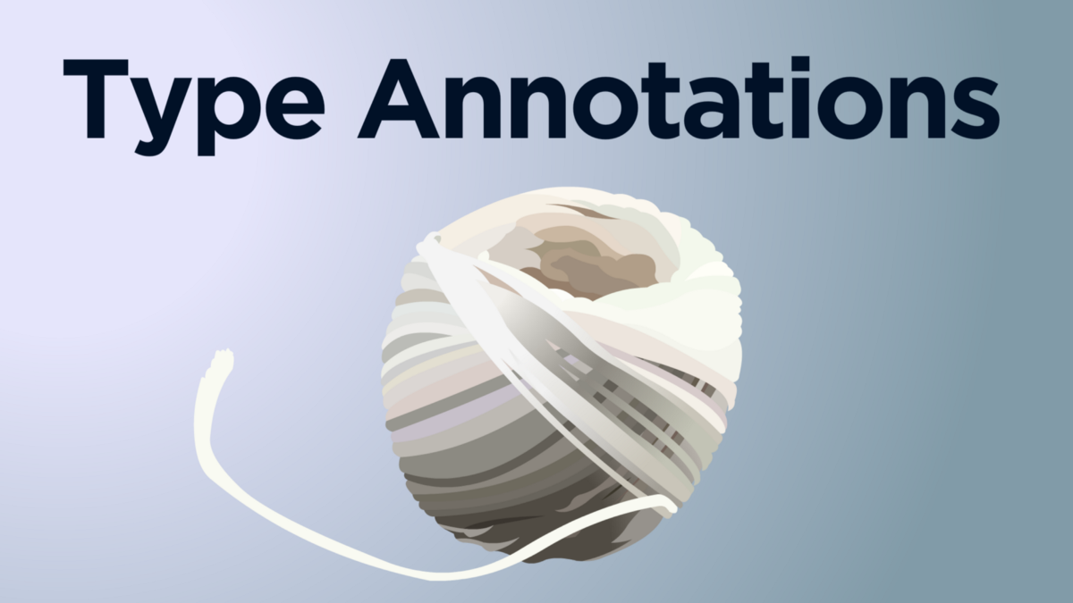 Type Annotations in Python