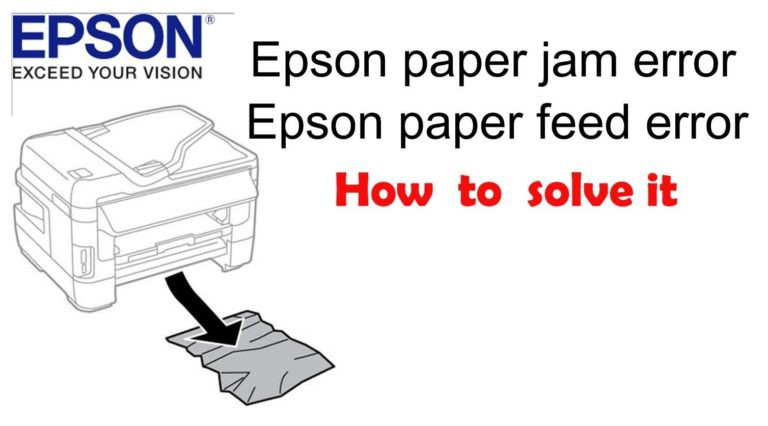 Brilliant Hacks to Fix Epson Printer Paper Jam and Feed Problems