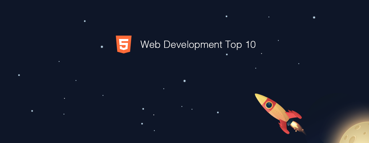 Web Development Top 10 Articles in March 2017