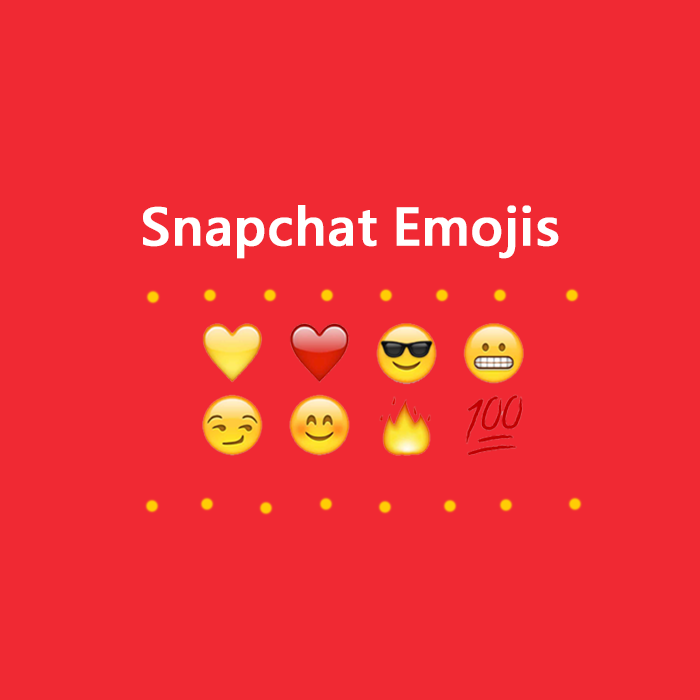 Meaning of All the Snapchat Emoji Explained - SocioBlend