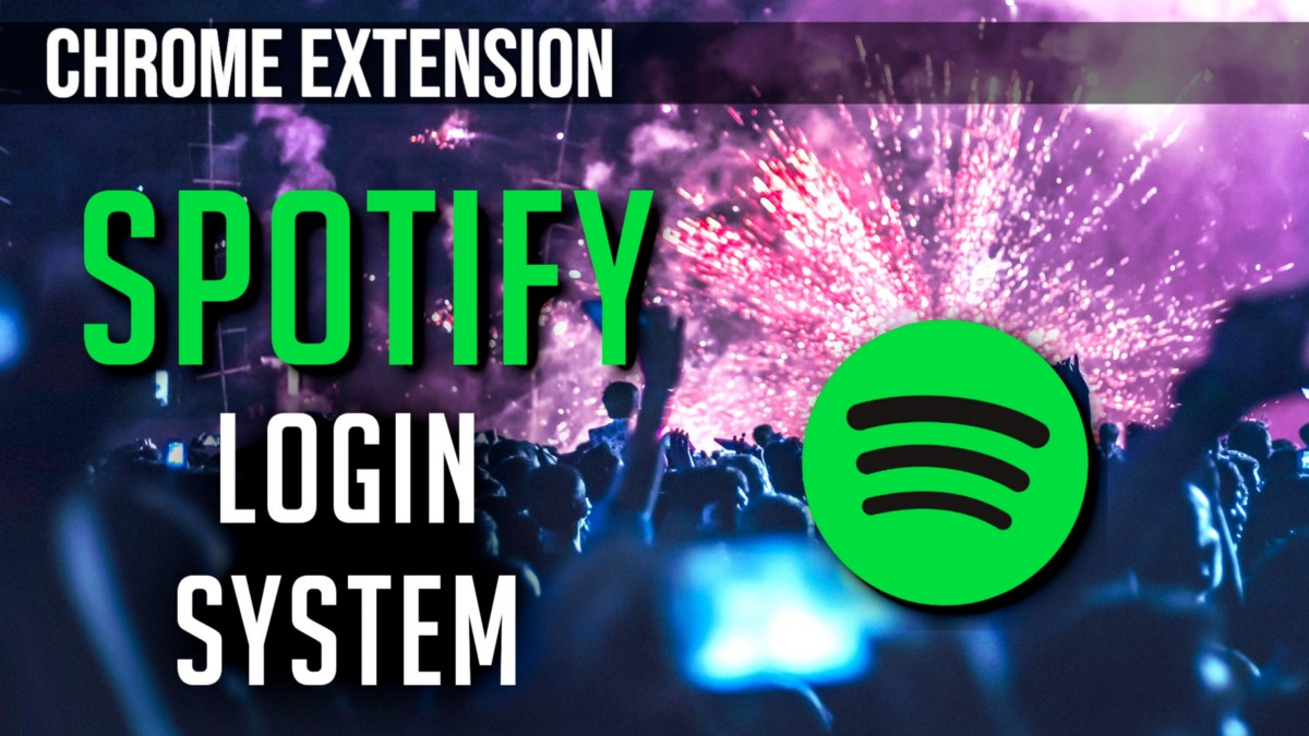 Use Spotify to Login to Your Chrome Extension