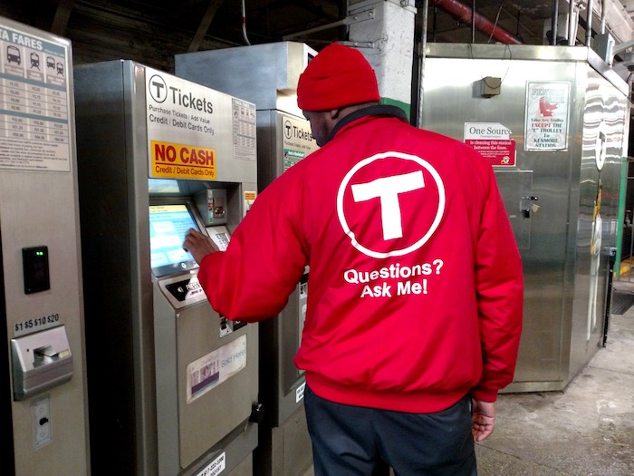 Content at the T: How Customers Guide the Way - MBTA Customer