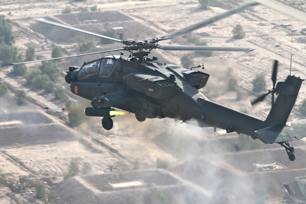 american helicopter gunship - photo #2