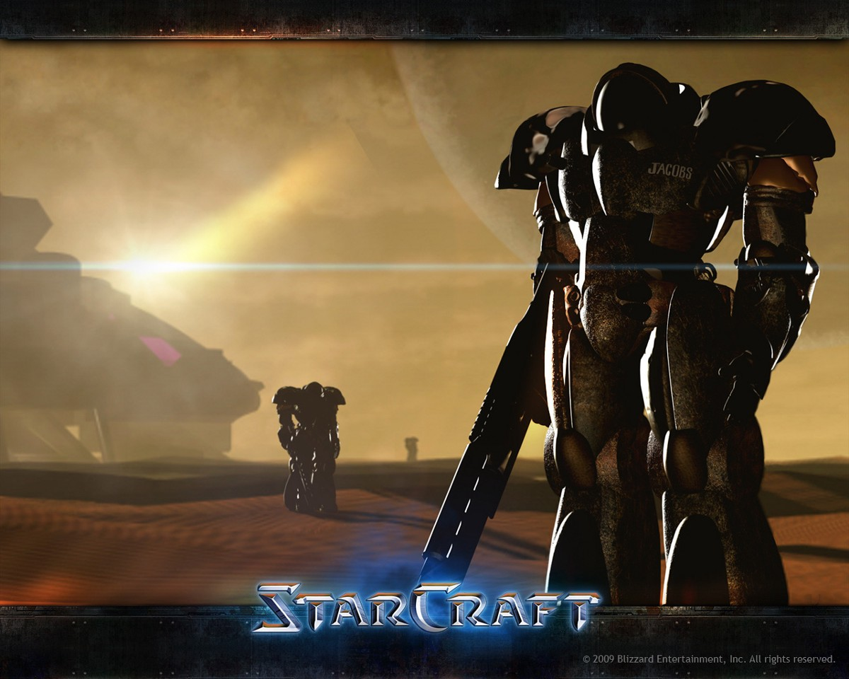 I remember you — A refresher and status update on Starcraft