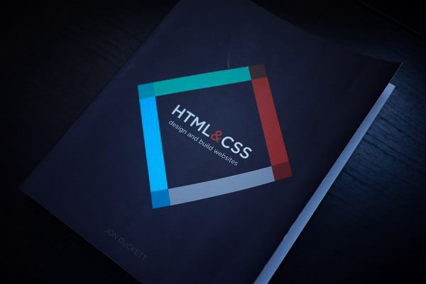 HTML and CSS: Design and Build Websites — book for those who want to be a web developer