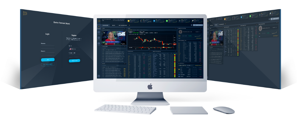 Nyus: Darico's Gateway to Real-Time Cryptocurrency Data and Analysis