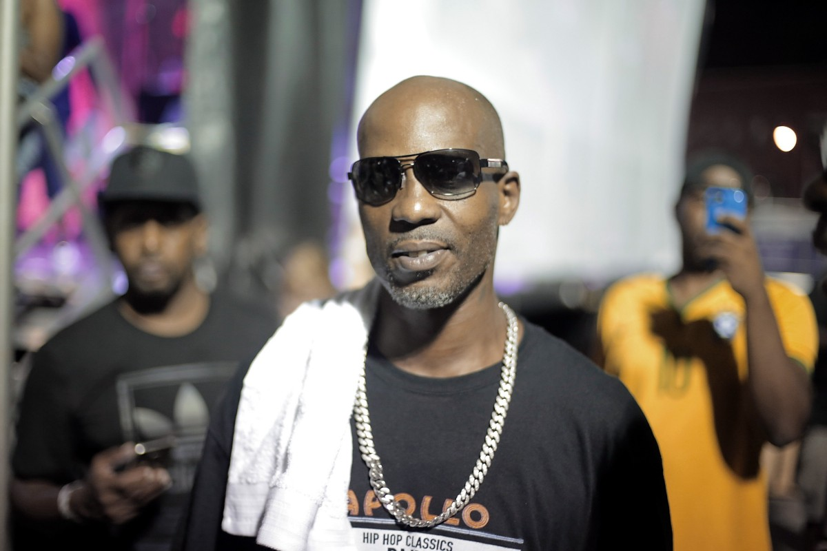 I Witnessed DMX's Heart and Humor Firsthand