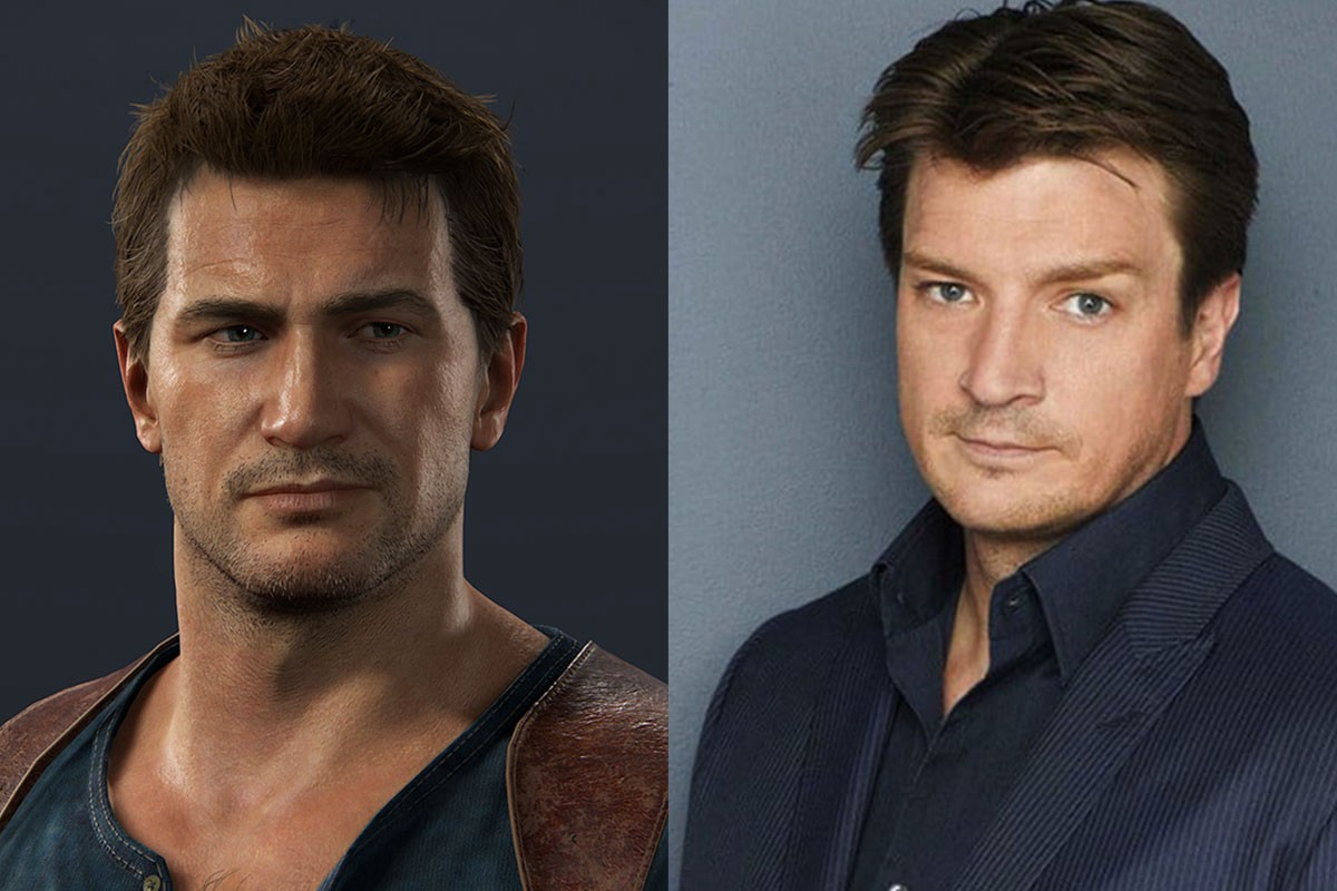 uncharted nathan drake voice actor
