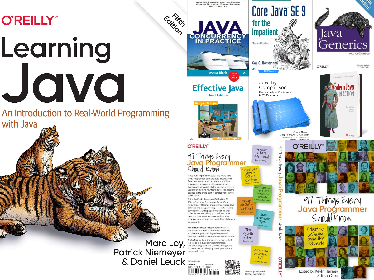 10 Books Java Developers Should Read in 2020