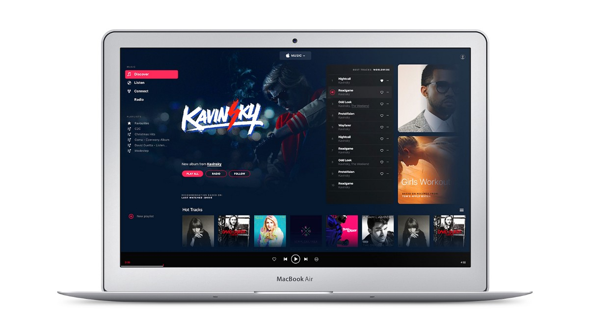 Apple Music redesign: Part 1 — Design in the digital age ...