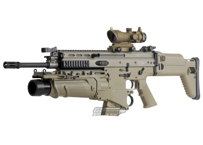 Which is the Best Airsoft Gun For You? - Blades and Triggers - Medium