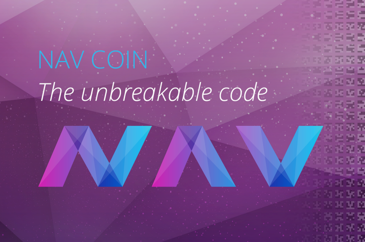 Nav Coin (NAV) — The Unbreakable Code - Paul Payam Almasi