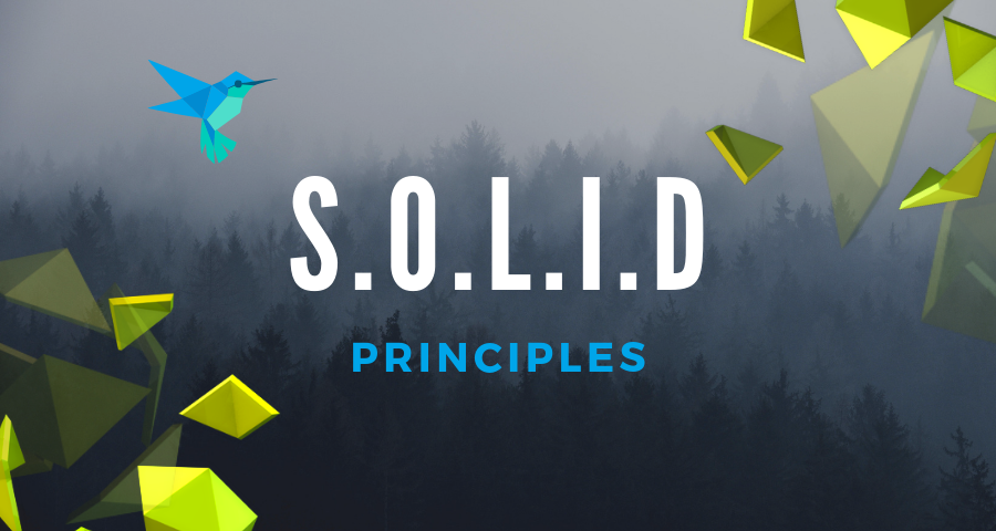 S.O.L.I.D The first 5 principles of Object Oriented Design with Dart