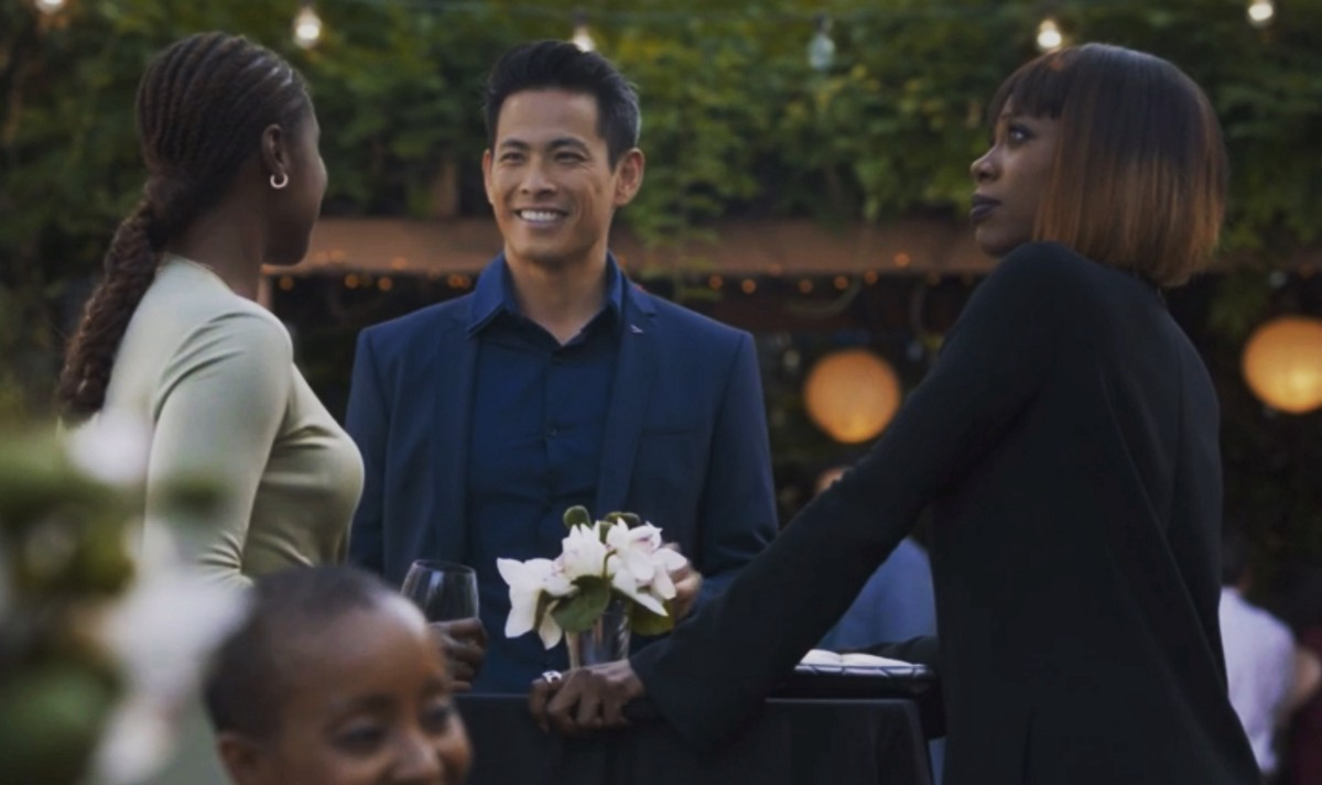Asian Guy Fuck American Girl does issa rae believe black women and asian men can save