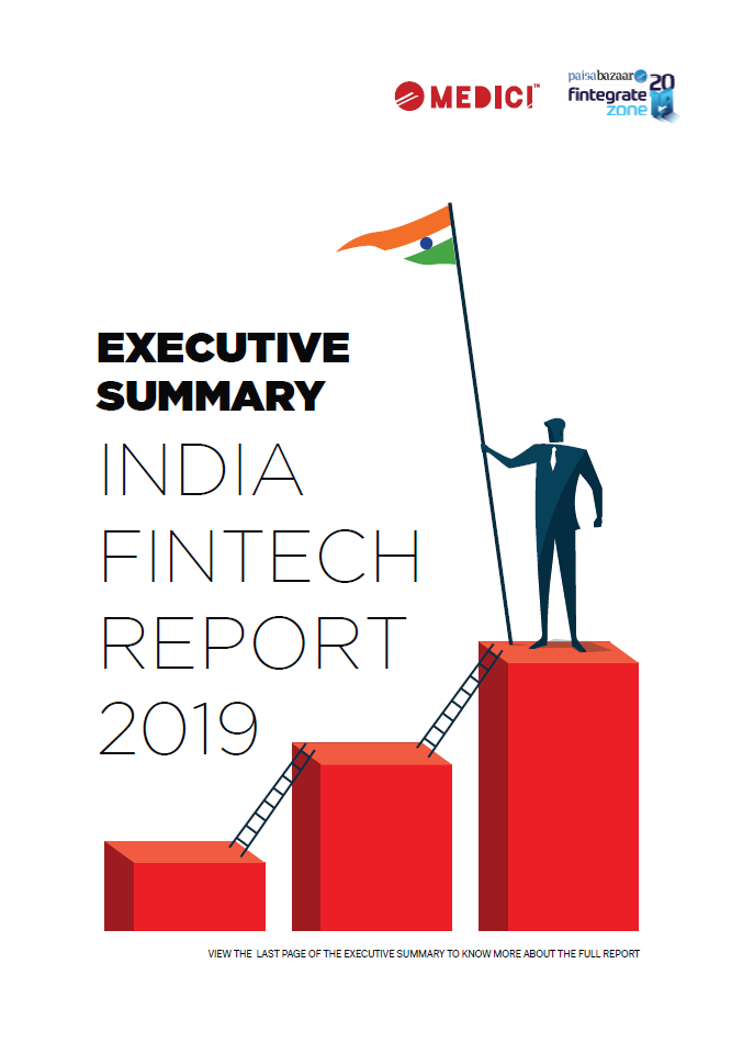 MEDICI Announces the Launch of India FinTech Report 2019