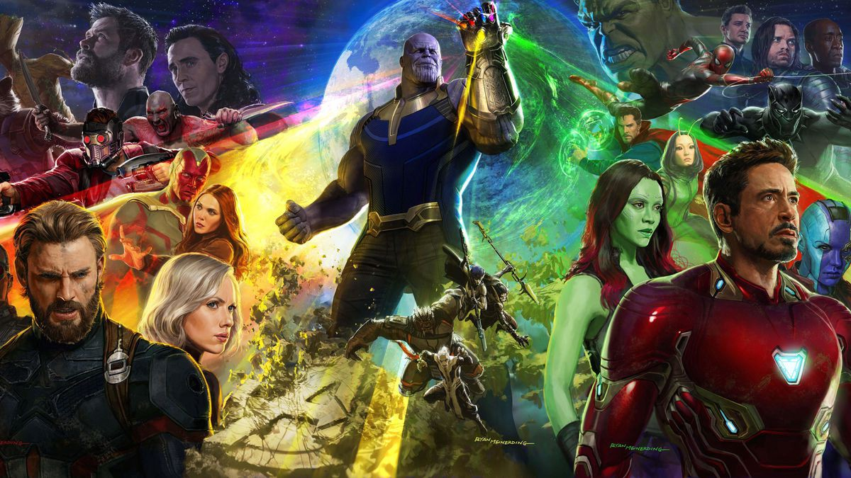 All Marvel Cinematic Universe Movies Ranked - Samuel Lenz