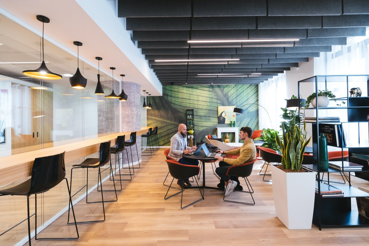 Co-working Space—A New Space for the Future of Work