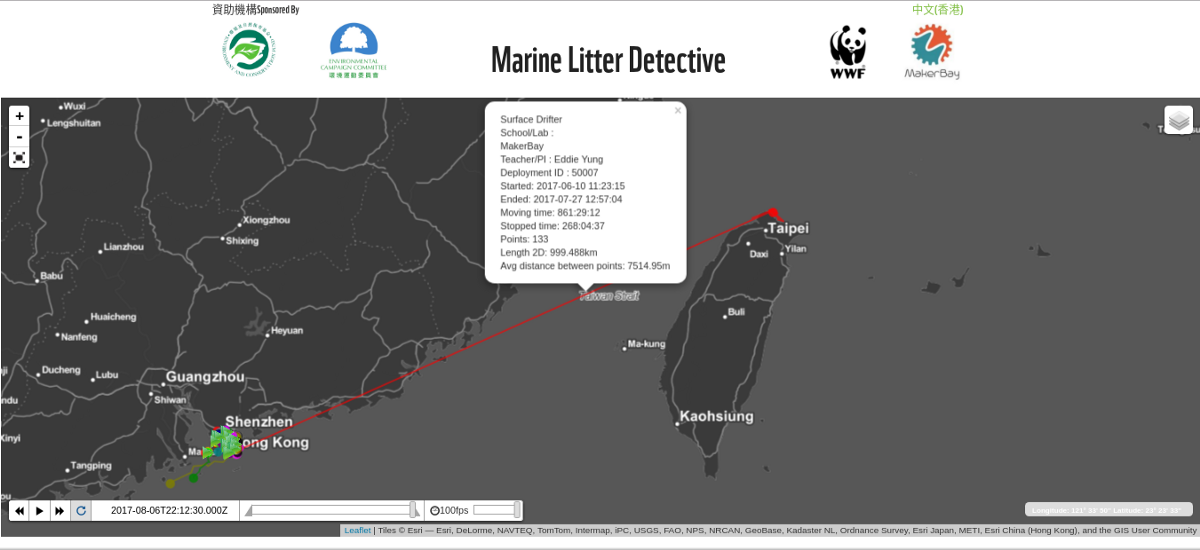 A month at MakerBay with ScoutBots - Marine Litter Detective