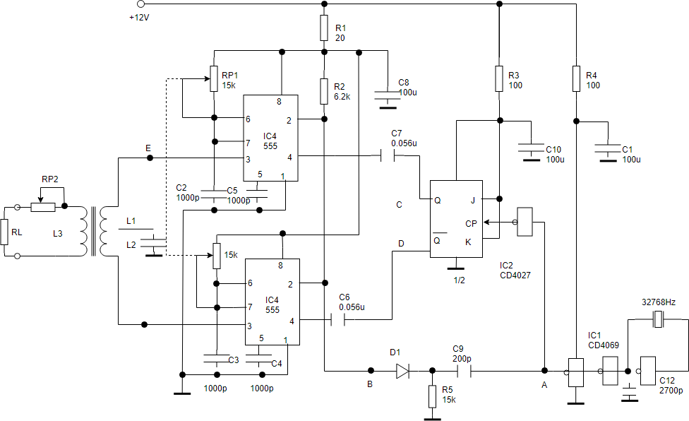 circuit diagram software (created by visual paradigm)