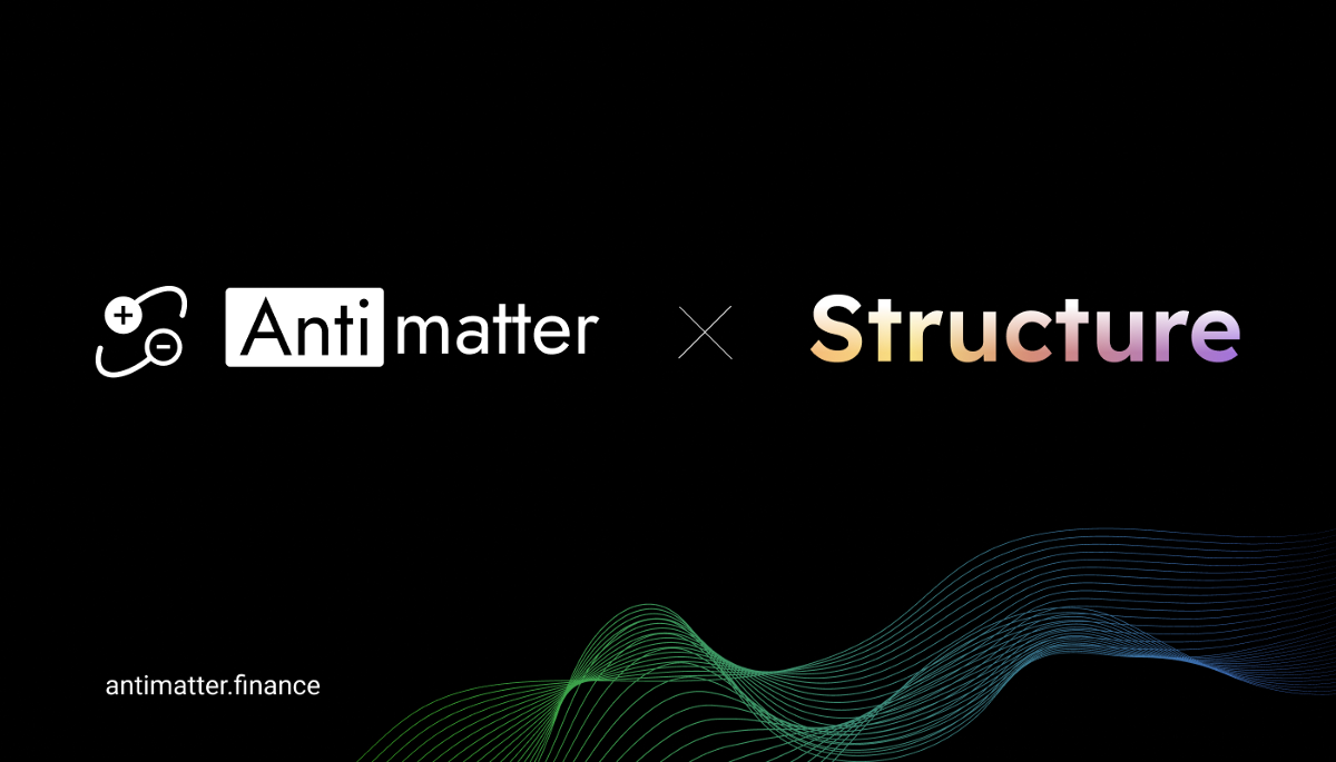 Antimatter Partners with Structure