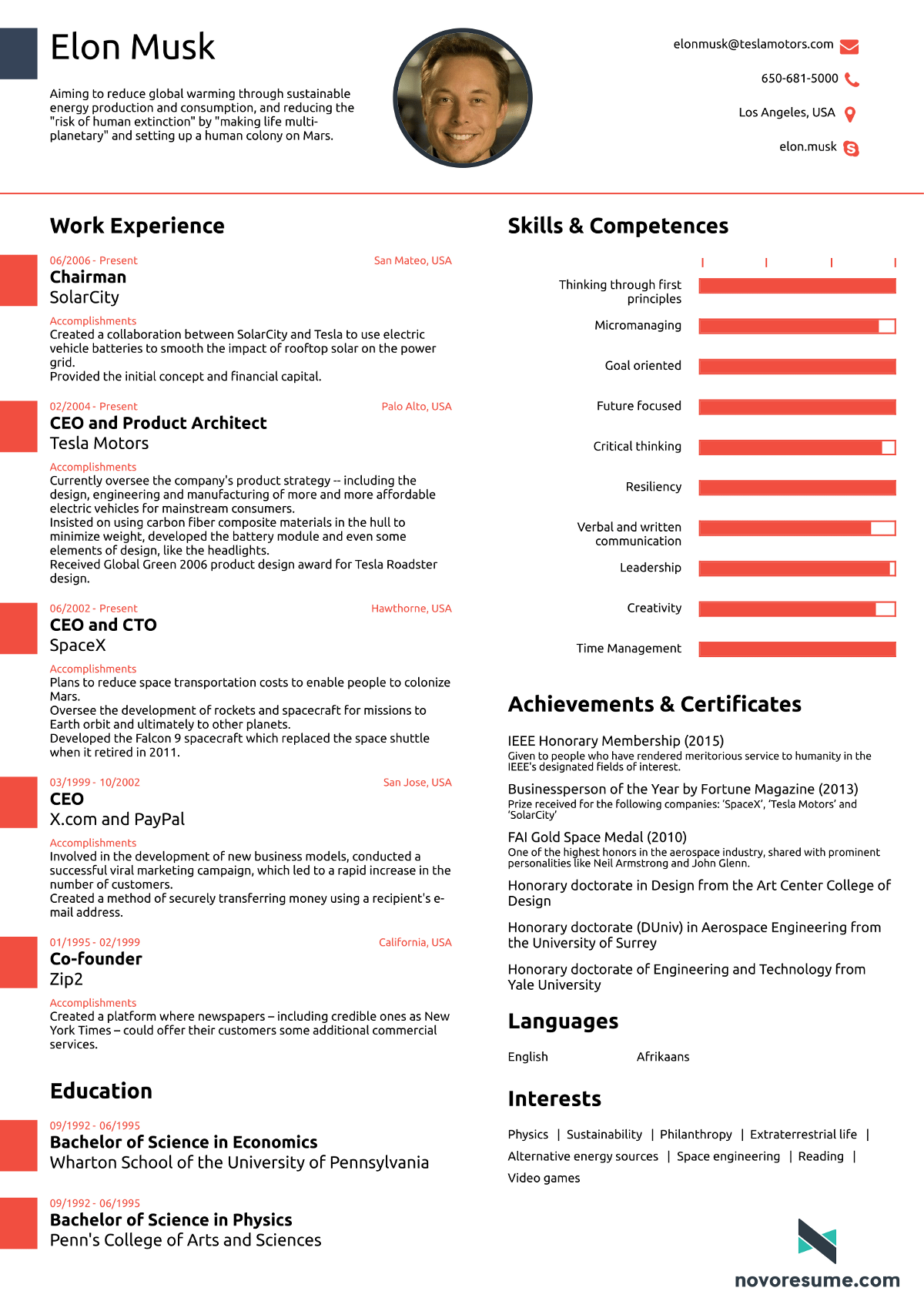 How To Write A Resume That Employers Will Actually Read 10 Things