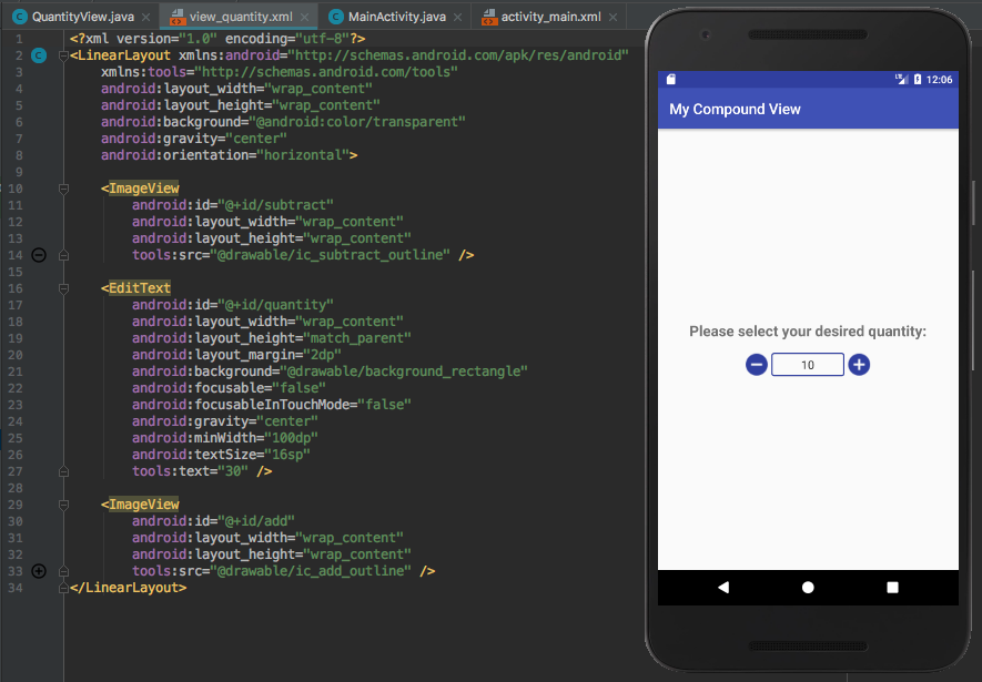 Creating your first Android custom view - Netcetera Tech Blog