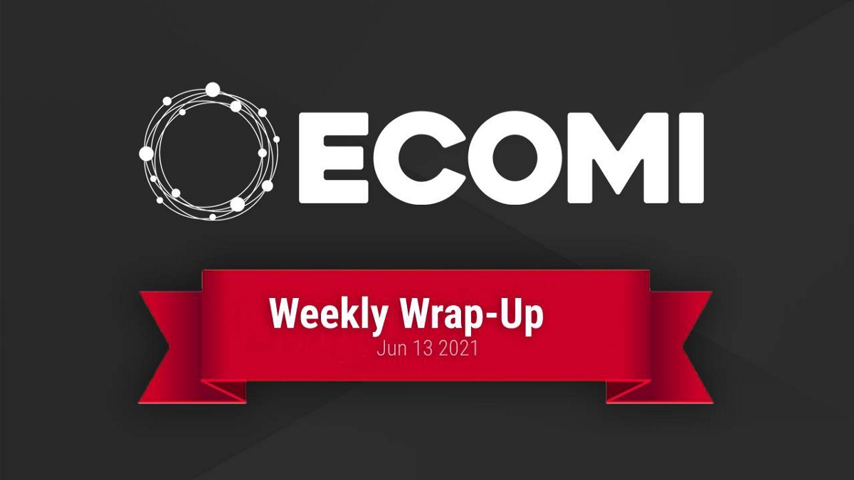 Weekly Wrap Up- June 13 2021
