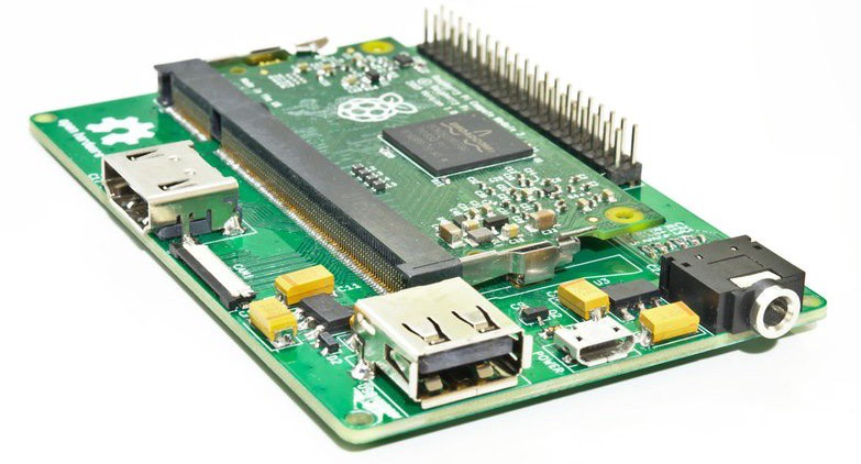 Thinking About Making Your Own Raspberry Pi Compute Module