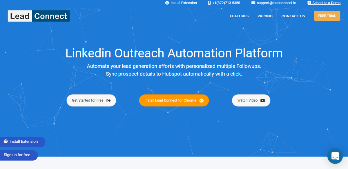 Find the best tools or software for Automating LinkedIn for LinkedIn marketing