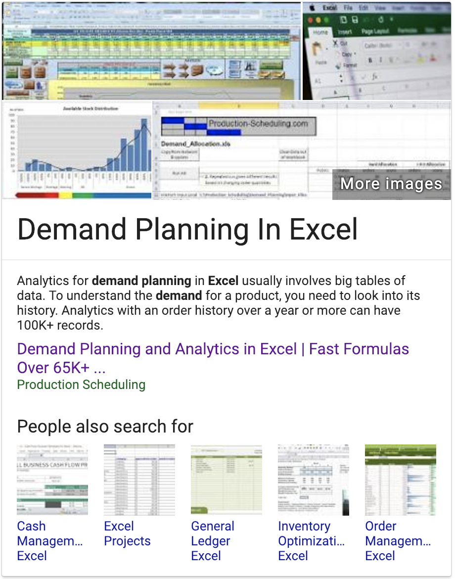 What is the most popular demand planning software? - Alloy