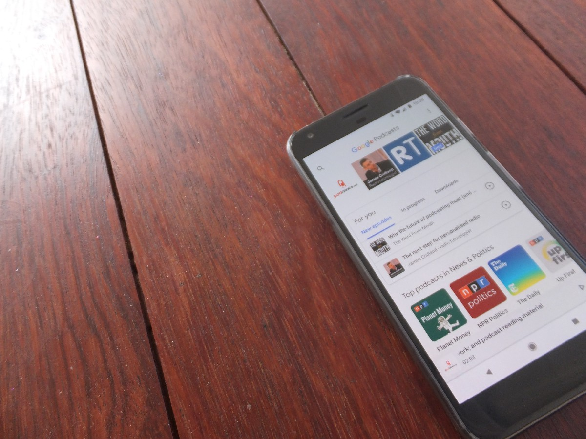 Why the new Google Podcasts app is a big deal: and why there