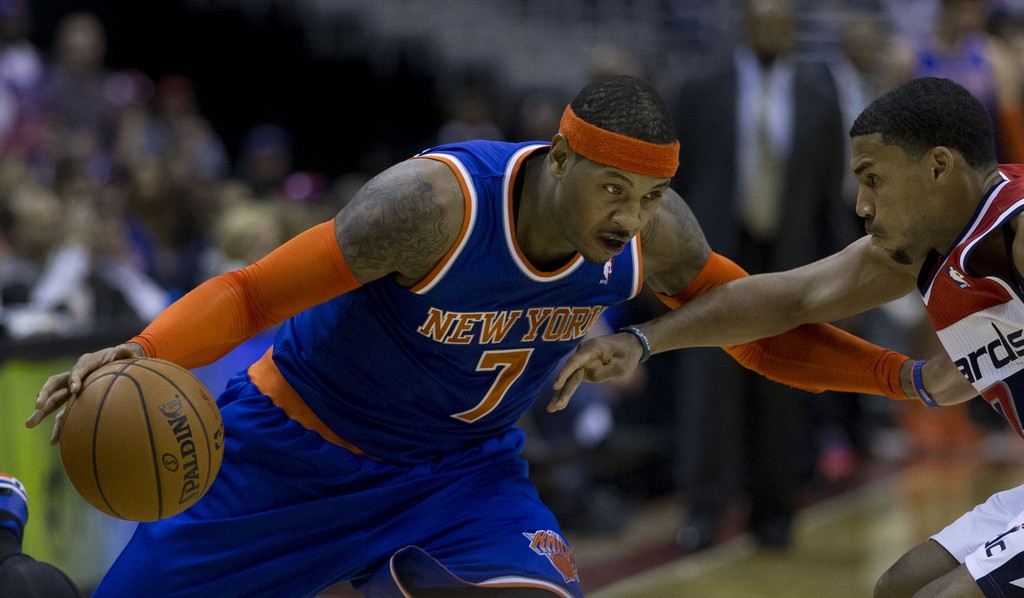 ESPN Trade Machine: Finding the Right Carmelo Anthony Trade