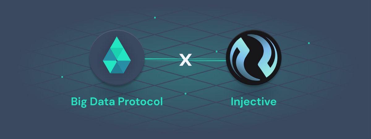 Injective Partners with Big Data Protocol to Launch Innovative Data Structured Products and Join…