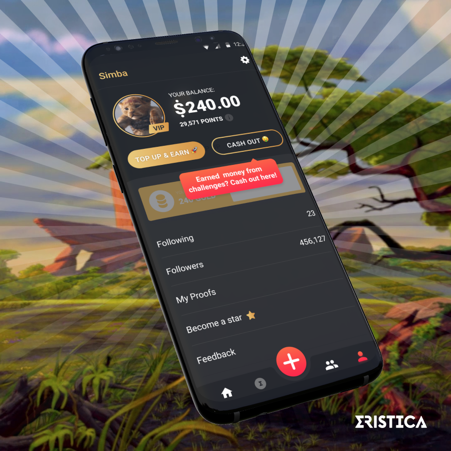 CASH OUT, REFERRAL PROGRAM, ABANDONED CART | Eristica