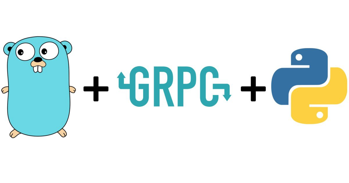 Building microservices in Go and Python using gRPC and TLS