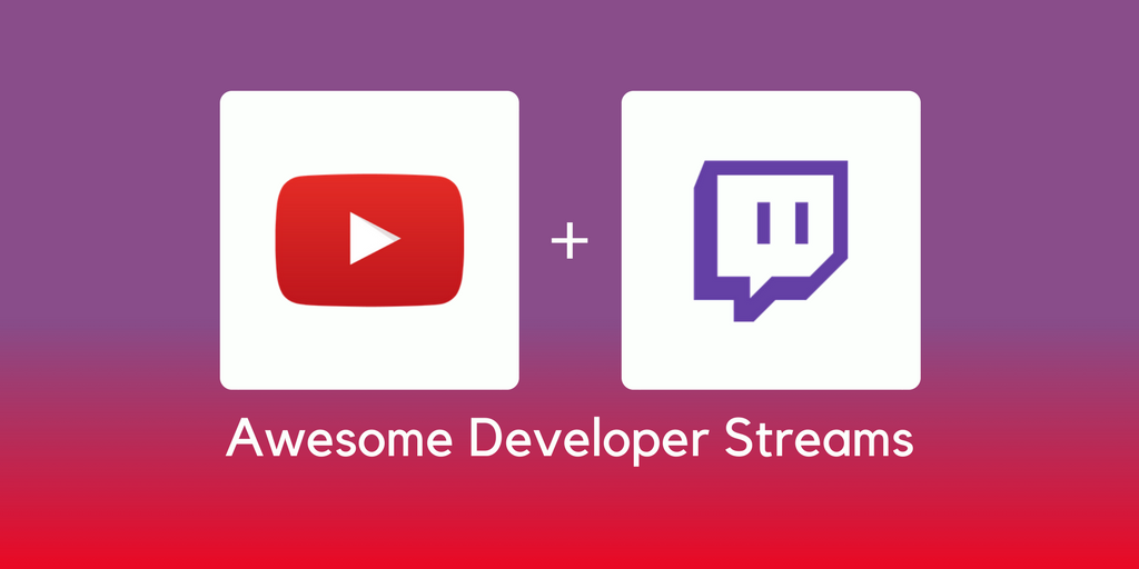Learn to code with live streams from the best developers!